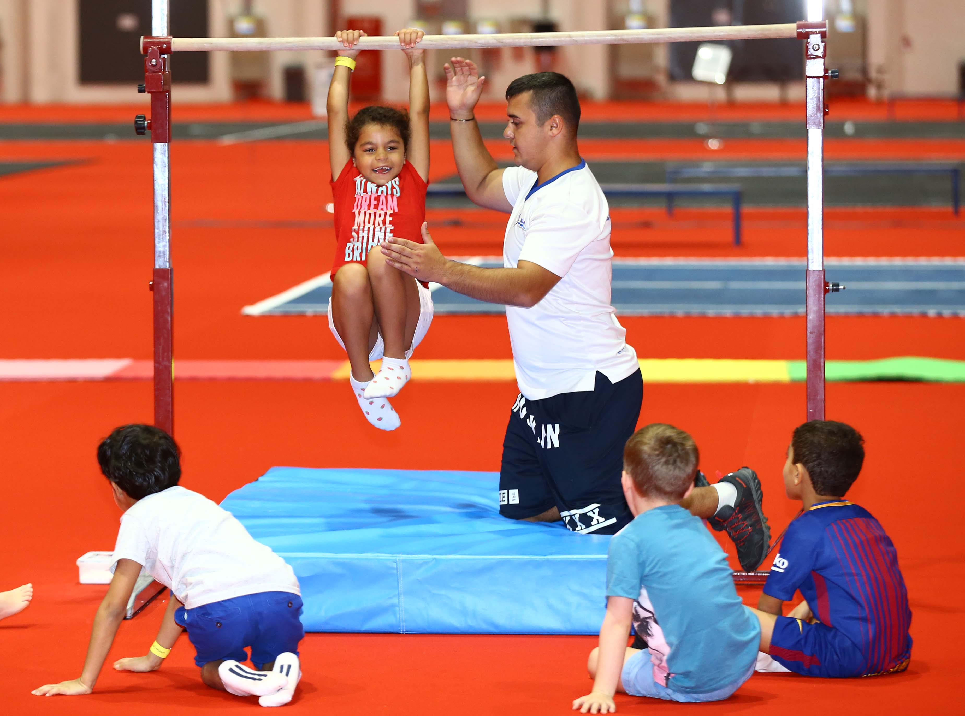 adsf 2017 starts in style | abu dhabi sports council, Powerpoint templates